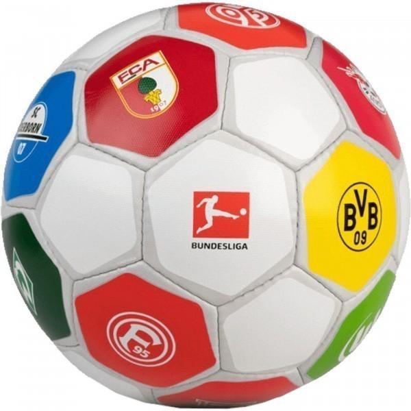 DERBYSTAR CLUB LOGO PRO SPECIAL EDITION 19/20 FUSSBALL weiss Unisex - Bild 1