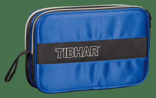 Tibhar Doppelhülle Century blau/schwarz