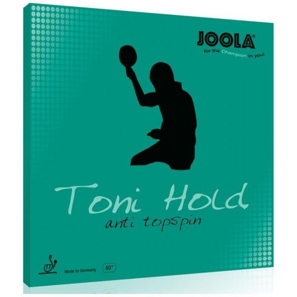RUBBER TONI HOLD ANTITOP 2.5 ROT