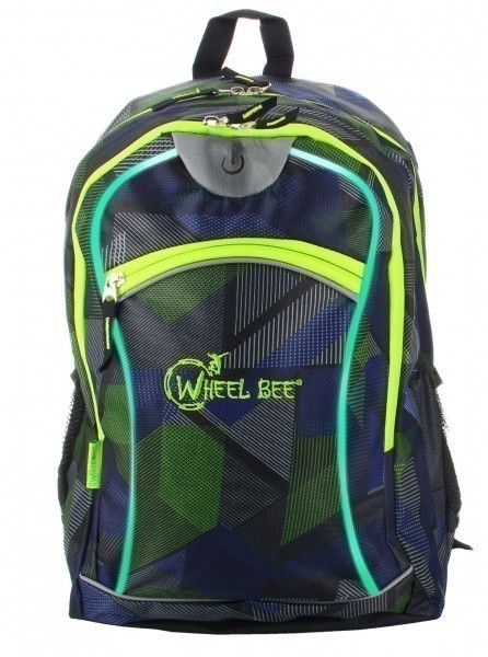 WHEEL BEE BACKPACK LED