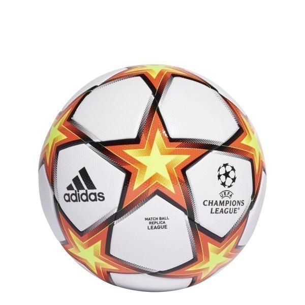ADIDAS FIN21 LGEFUSSBALL weiss - Bild 1