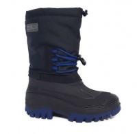 CAMPAGNOLO CMP KIDS AHTO WP SNOW BOOTS SCHUHE KINDER blau