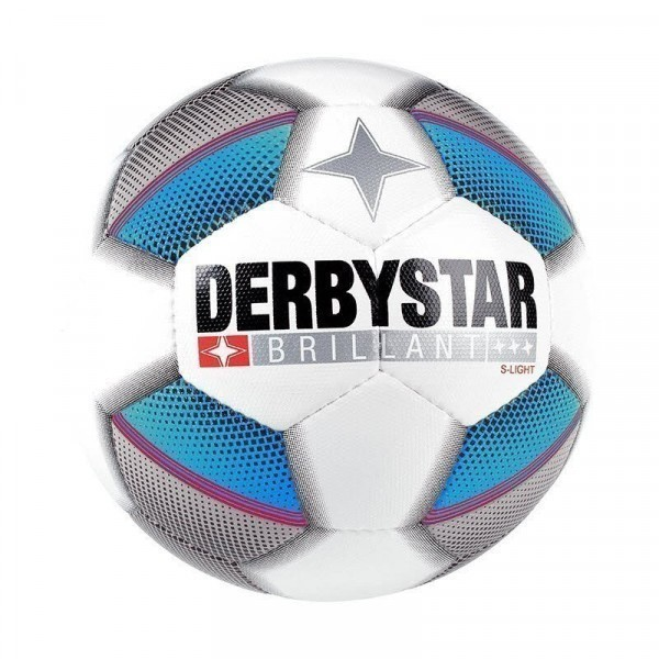 DERBYSTAR Brilliant S-Light DB 162 weiß/blau/schwar