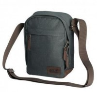 JACK WOLFSKIN TASCHE HEATHROW grau Kinder