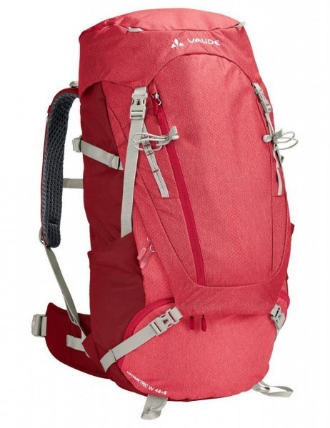 EDELRID Wo Asymmetric 48+8 614 indian red Damen - Bild 1