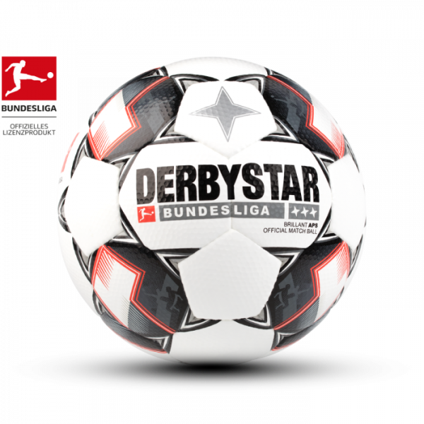DERBYSTAR BUNDESLIGA BALL BRILLANT APS