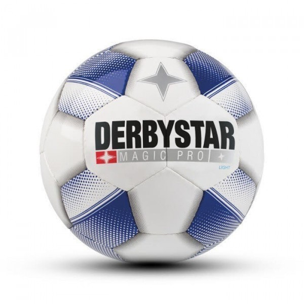 DERBYSTAR Magic Pro Light 160 weiß/blau