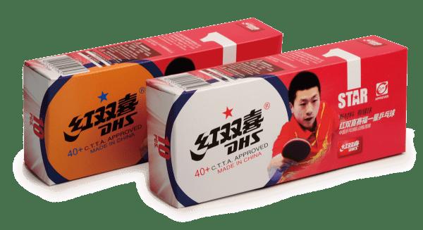 Double Happiness Cellfree Trainingsball 10er