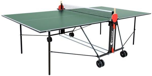 Sponeta Tischtennistisch S 1-42 i Indoor inkl. Joola Schlägerset