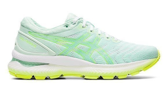 ASICS GEL-NIMBUS 22 300 MINT TINT/SAFETY Damen - Bild 1