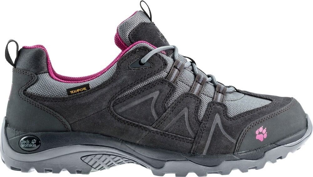 walkingschuhe damen jack wolfskin