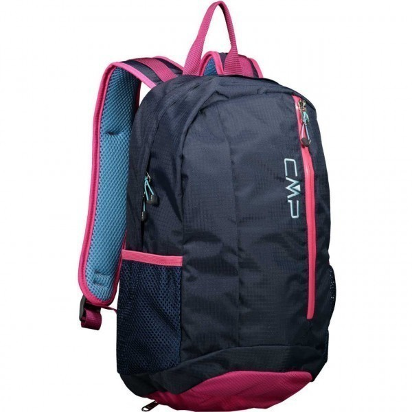 CAMPAGNOLO KIDS REBEL 10 BACKPACK 98BD NAVY-PINK FLUO-