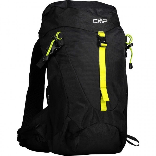 CAMPAGNOLO SHADOW 26L TREKKING BACKPACK 95UE NERO-LIMONADE