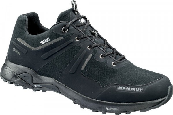 MAMMUT ULTIMATE PRO LOW GTX MEN 0052 black-black Herren - Bild 1