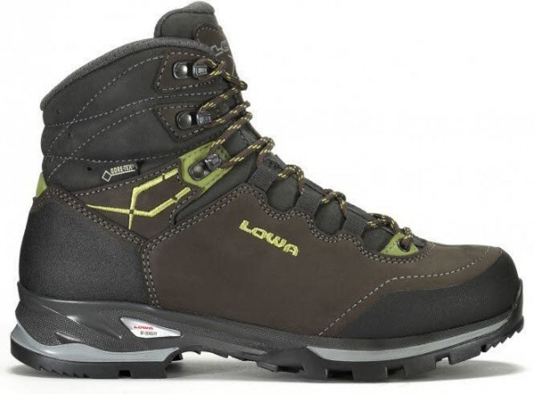 LOWA LADY LIGHT GTX 9703 SCHIEFER/KIWI Damen