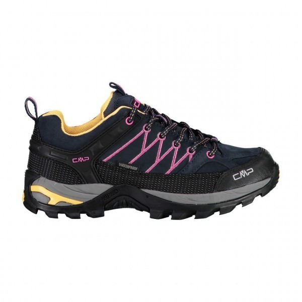 CAMPAGNOLO RIGEL LOW WMN TREKKING SHOES WP 54UE ANTRACITE-BOUGA Damen