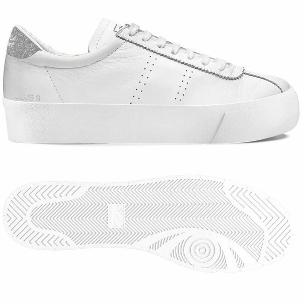 SUPERGA CLUB 3 COMFLEAGLITTER DAMEN