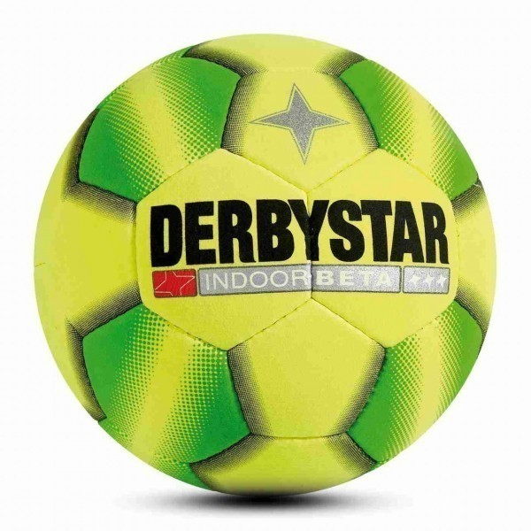 DERBYSTAR Indoor Beta 540 gelb/grün