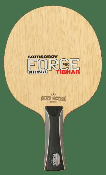 Tibhar Samsonov Force Pro - Black Edition
