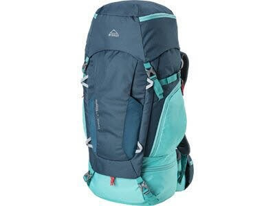 Da.-Trek-Rucksack MAKE CT 50W+10 Va 900 NAVY/MINTDARK/RE - Bild 1