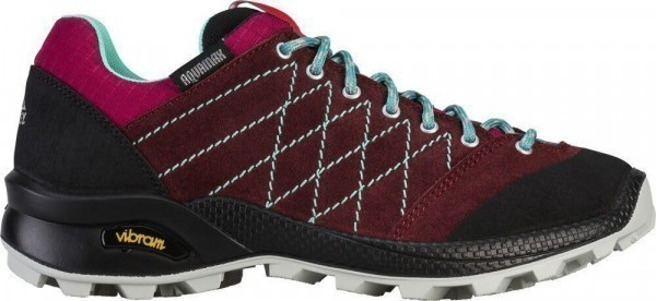 Da.-Outdoor-Schuh Wyoming AQX 900 RED WINE/ PINK D Damen - Bild 1