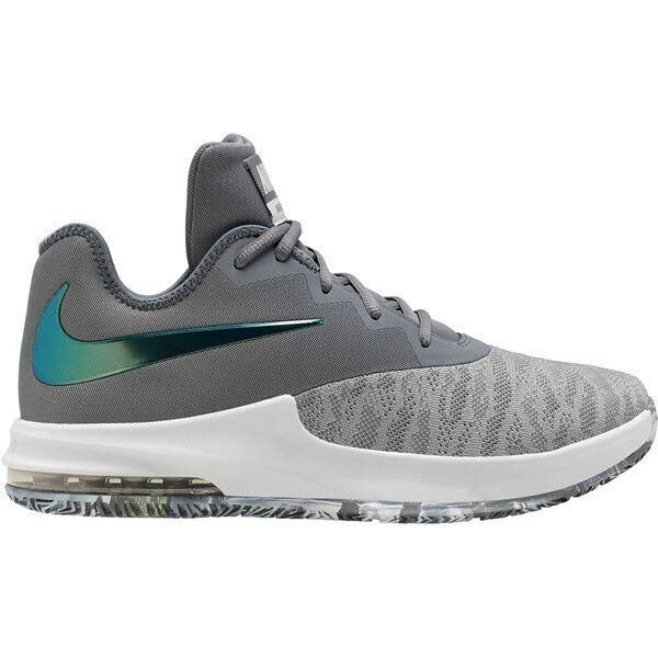 NIKE AIR MAX INFURIATE III LOW 008 COOL GREY/DARK G Herren - Bild 1