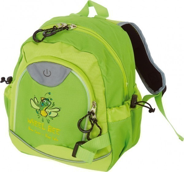 WHEEL BEE JUNIOR BACKPACK LED