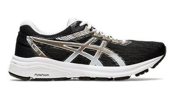 ASICS GT-800 001 BLACK/WHITE Damen - Bild 1