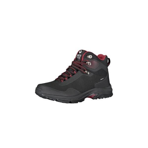 HALTI Fara Mid 2 DX W walking shoe Schwarz Damen - Bild 1
