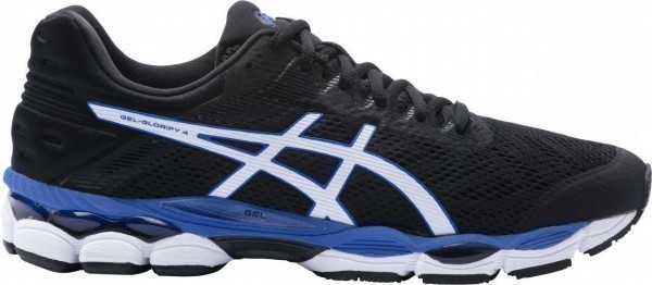 ASICS GEL-GLORIFY 4 003 BLACK/WHITE Herren - Bild 1