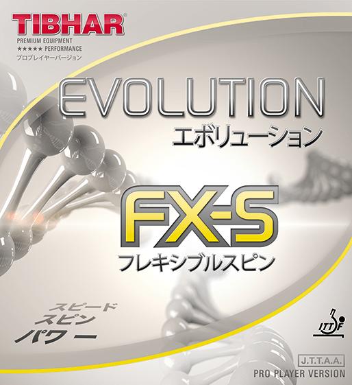 Tibhar Evolution FX-S
