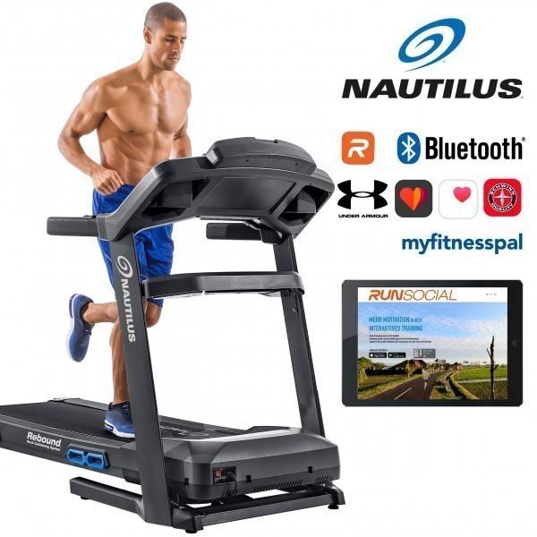 NAUTILUS LAUFBAND T628