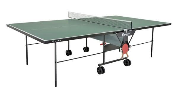 Sponeta Tischtennistisch Hobbyline S 1-12 e Outdoor inkl. Joola Schlägerset